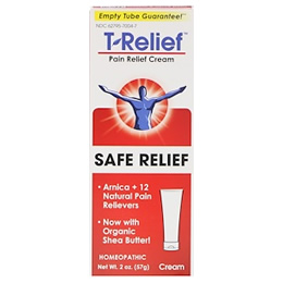 T-リリーフ - クリーム > T-Relief, Pain Relief Cream, 57g
